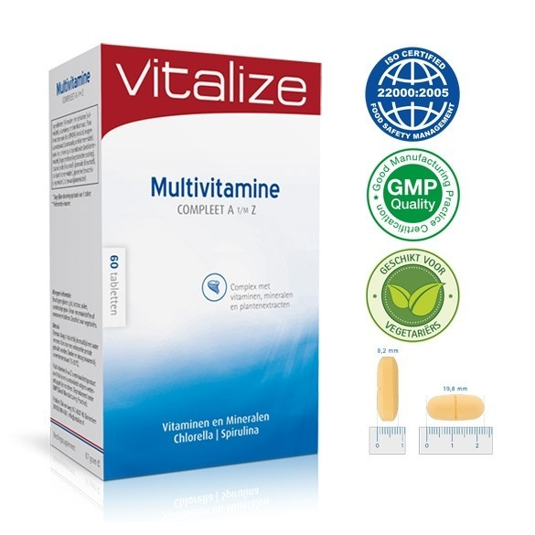 Multivitamine Compleet A t/m Z