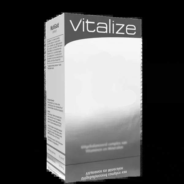 Vitalize Multivitamine Compleet A t/m Z 15 Tabletten Proefverpakking