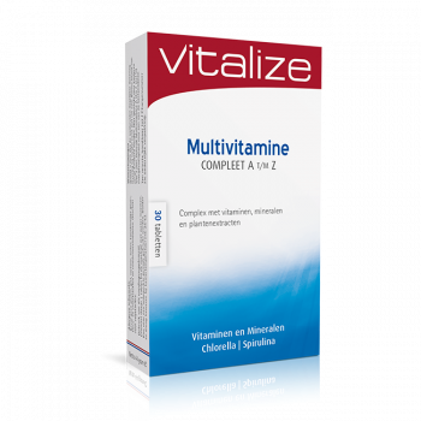 Multivitamine Compleet A t/m Z aanbieding