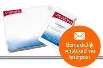 Gemakkelijke brievenbusverpakking